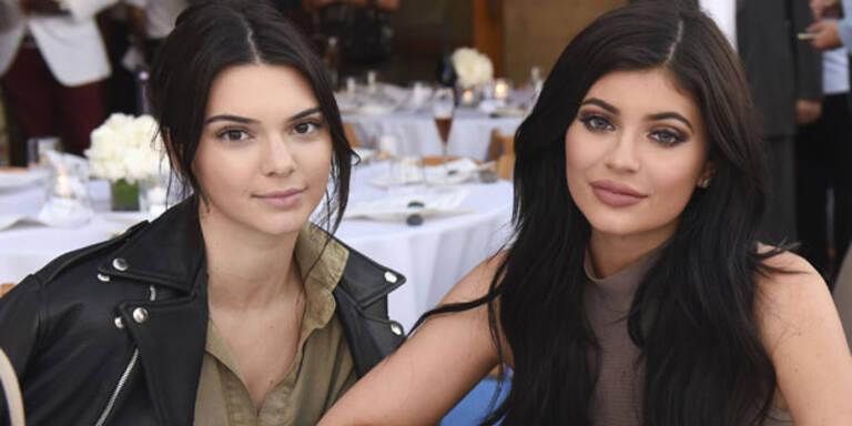 Kylie Jenner zickt gegen Kendall