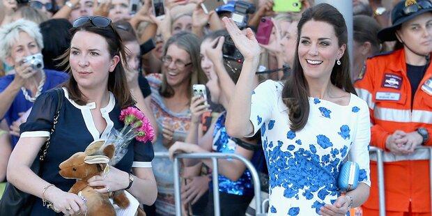 Herzogin Kate als Hochzeitsplanerin