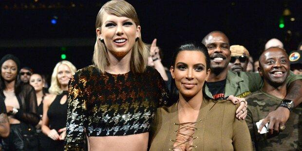 Kardashian vs. Swift: Eine lügt