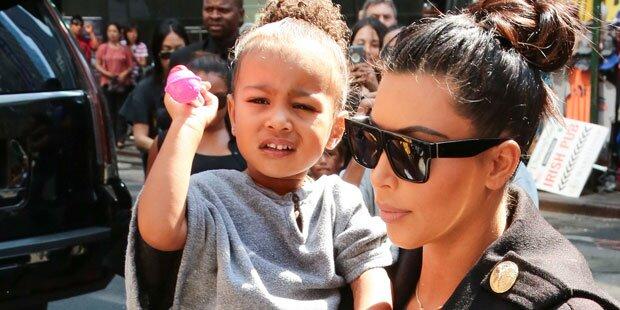 Nori total eifersüchtig auf das Baby