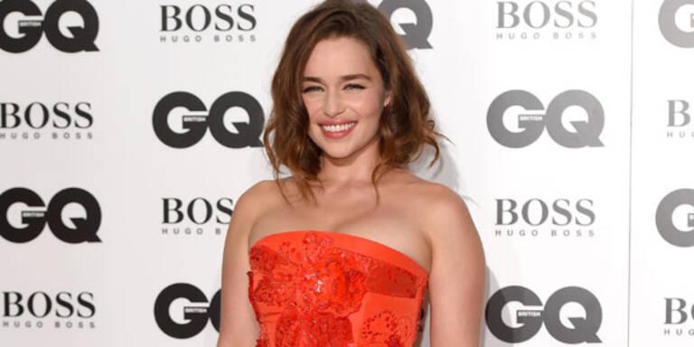 """Emilia Clarke: """"Hasse Sex-Szene"""""""