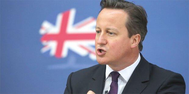 Cameron warnt vor Terrorwelle nach
