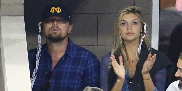 Leo DiCaprio: Hat er sich verlobt?
