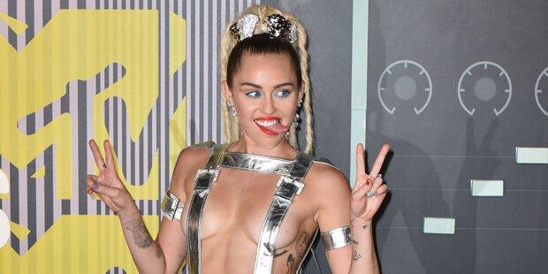 Miley Cyrus plant Nackt-Konzert