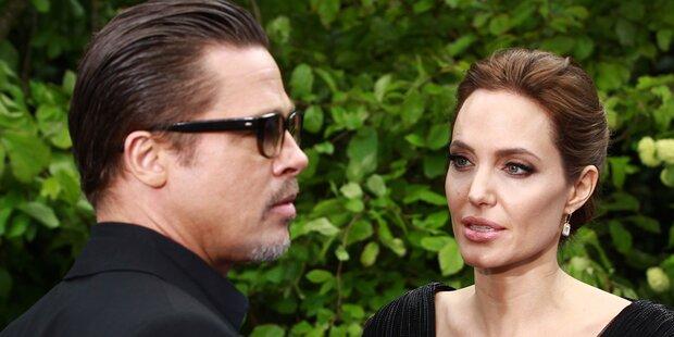 Jolie: Pitt muss 4x/Monat zu Test
