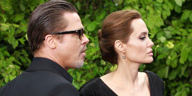 Bodyguard packt aus: So verführte Jolie Brad Pitt