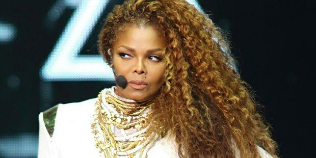 Janet Jackson: Tour abgesagt