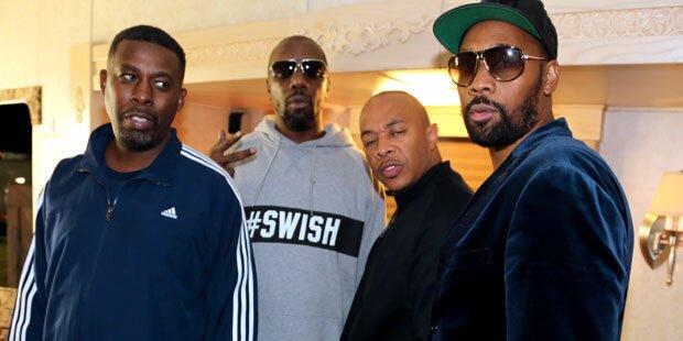 Wu-Tang Clan verkauft Album um 2 Millionen