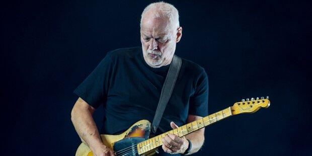 Ticket-Run auf Pink-Floyd-Chef Gilmour