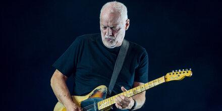 David Gilmour zweimal live in Wien
