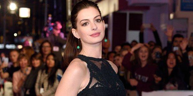 Anne Hathaway, was bist du für eine Diva!
