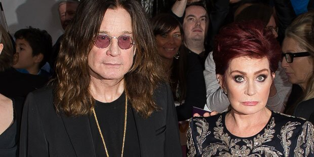Sorge um Ozzy Osbourne! Mit Komplikationen im Spital