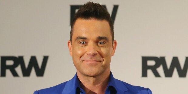 Robbie Williams kündigt 11. Album an