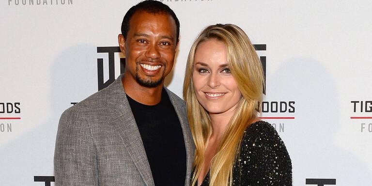 """Lindsey Vonn: """"Liebe Tiger noch immer"""""""