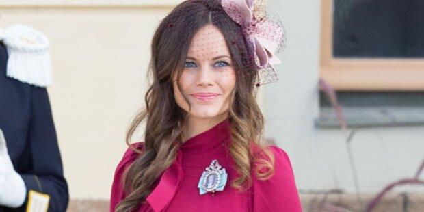 Prinzessin Sofia cancelt Auftritte