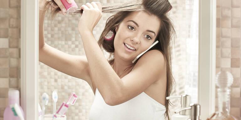 Beauty-Tipps zum Zeitsparen