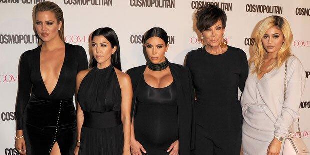 Das turbulente Jahr der Kardashians