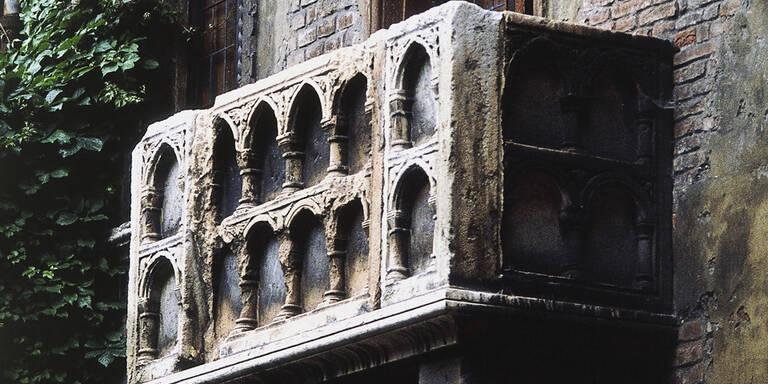 Julias Balkon in Verona erstrahlt in neuem Glanz