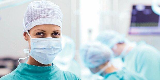 Ärzte fallen aus: Engpass in Spitälern