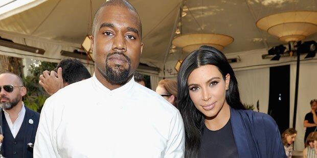 Kim Kardashian: Heißt ihr Sohn Robert?