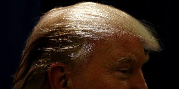 Rätsel um Trump-Haare gelöst