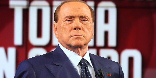 Berlusconi schimpft Migranten Kriminelle