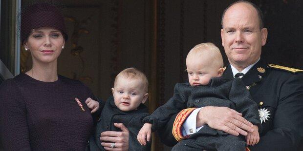 Fürst Albert spricht über Wunderkinder