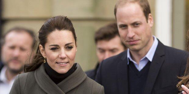 Herzogin Kate: Das nervt sie an William