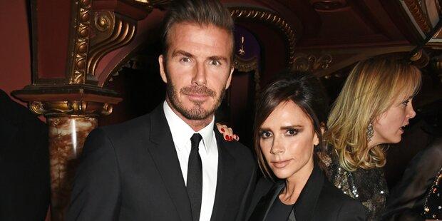 Beckhams: Jetzt offiziell getrennt