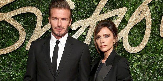 Beckhams: Trennung für ein halbes Jahr