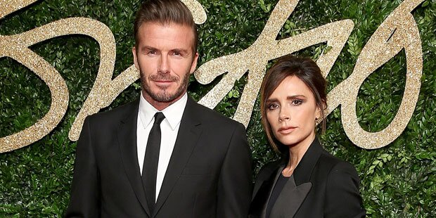 Beckhams: Ist ihre Liebe nur Show?