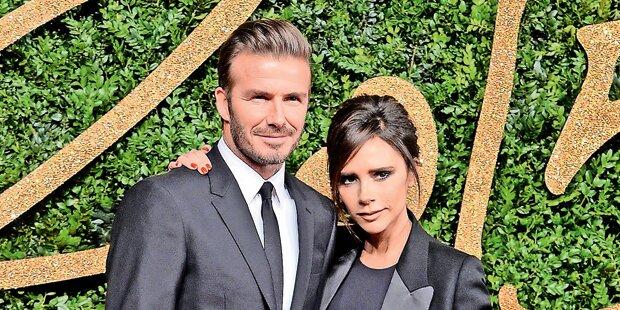 Beckham-Ehe vor dem Aus?