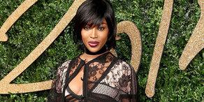 Naomi Campbell: Zeitlose Schönheit mit 48