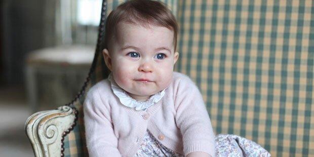 Baby Charlottes geheime Ausflüge