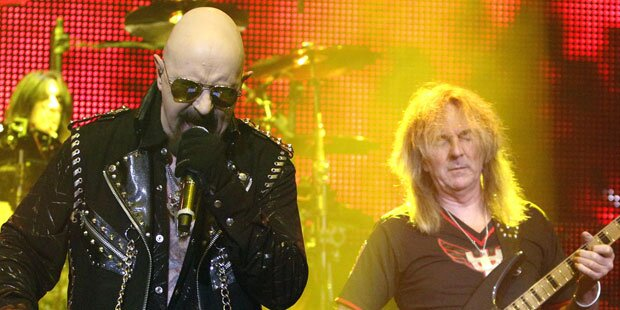 Judas Priest: Erster Blick auf Live-CD