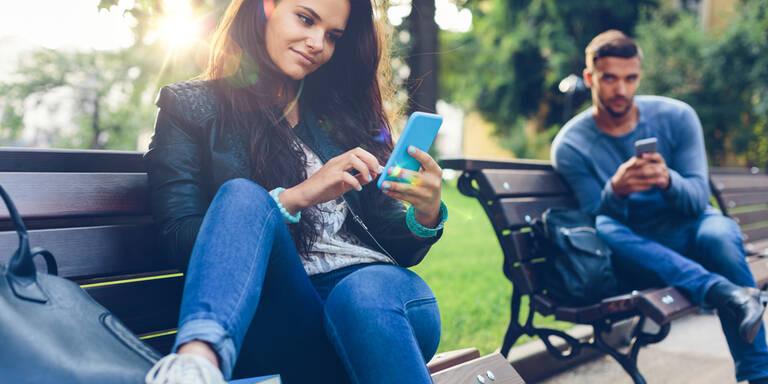 Online-Dating & Cyber-Sex -  die Zukunft der Leidenschaft
