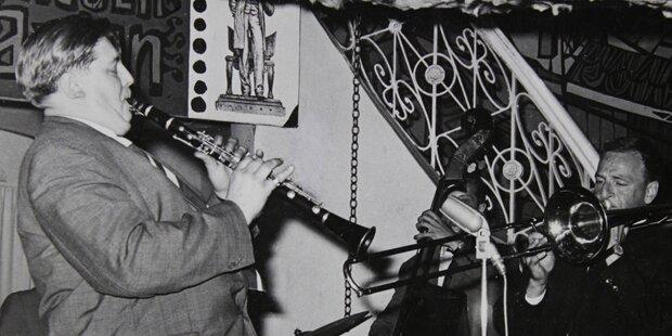 Jazz-Posaunist Erich Kleinschuster gestorben