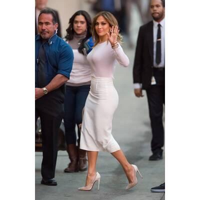 Jennifer's heiße Outfits