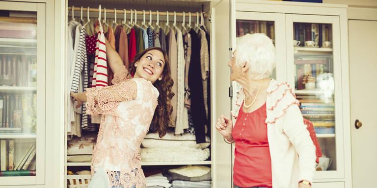 Dinge, die Sie von Oma stehlen sollten