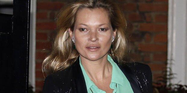 Kate Moss: Nächster Koks-Skandal?