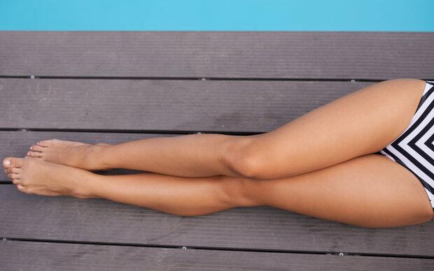 10 Mini-Tricks für tolle Beine