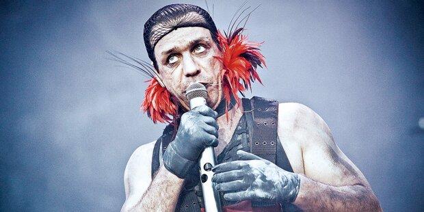 Rammstein in Wien zum Bestpreis