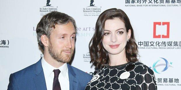 Anne Hathaway: Ihr Baby ist längst da