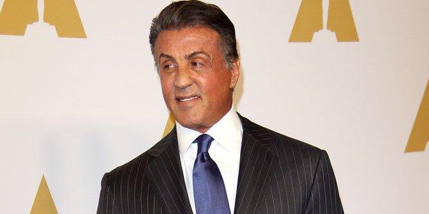 Darum wurde Stallone mal festgenommen