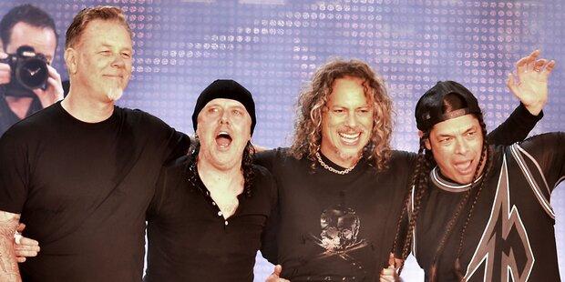 Metallica: Neues Album im Sommer