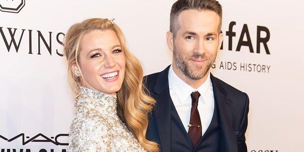 Blake Lively: Zweites Baby unterwegs
