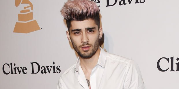 Zayn: Bart-Verbot bei One Direction