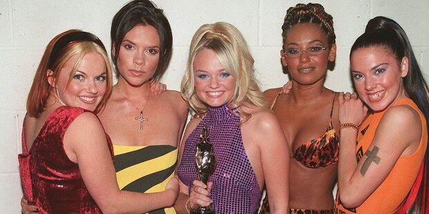 Spice Girls: Comeback ohne Victoria & Mel C