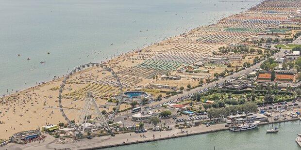 Gruppenvergewaltigung in Rimini: 3. Verdächtiger gefasst