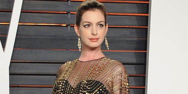Anne Hathaway: Wird das Baby ein...?